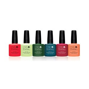 CND Shellac Collection Rhythm & Heat - Ete 2017