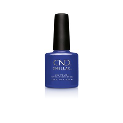 CND Shellac Blue Eyeshadow 7.3 ml Collection New Wave