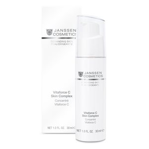 Janssen Concentre Vitaforce C 30 ml (Peau Exigeante)