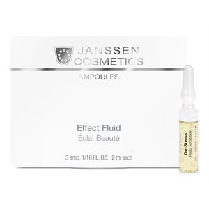 Janssen Ampoules De-Stress 3 X 2 ml