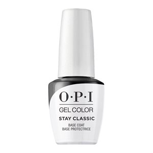 OPI Gel Color Stay Classic Base Coat 15 ml