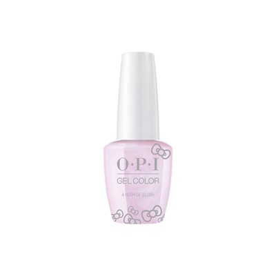OPI Gel Color A Hush of Blush 15ml Hello Kitty -