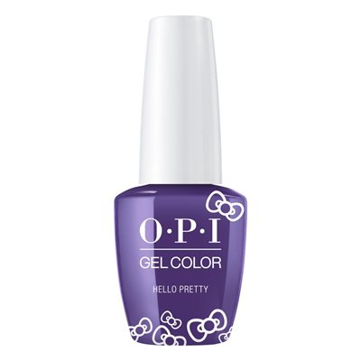 OPI Gel Color Hello Pretty 15ml Hello Kitty -