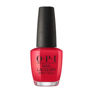 OPI Vernis Red Heads Ahead 15ml Scotland