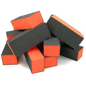 Bloc Orange 3 Cotes Medium 100 Fin 300 / 300