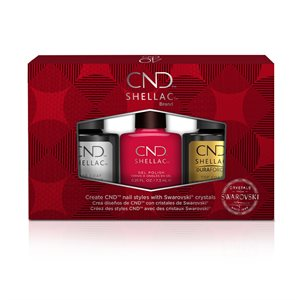 CND® SHELLAC® 40th Anniversary Pro Kit ( Limited Edition ) -