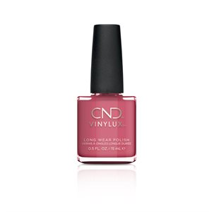CND Vinylux Irreverent Rose 0.5oz # 207 (Collection Art Vandal)