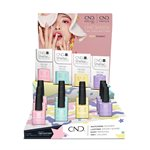CND Shellac et Vinylux Pop Display Collection Chic Shock