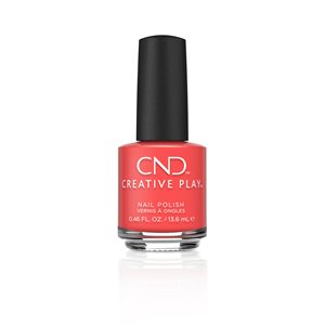 CND Creative Play Vernis # 410 Coral Me Later -