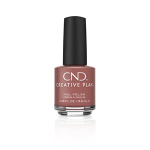 CND Creative Play Vernis # 418 Nuttin' To Wear -