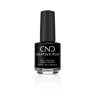 CND Creative Play Vernis # 451 Black + Forth
