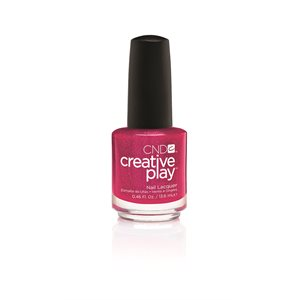 CND Creative Play Cherry-glo round Collection Palyland #496