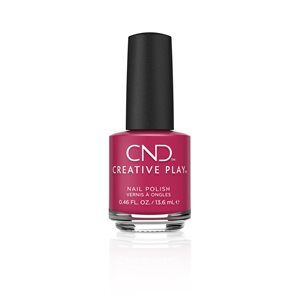 CND Creative Play #508 Red Tie Affair Collection Wonderball