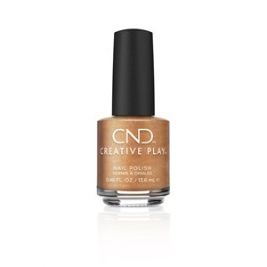 CND Creative Play #509 Bronze Burst Collection Wonderball -