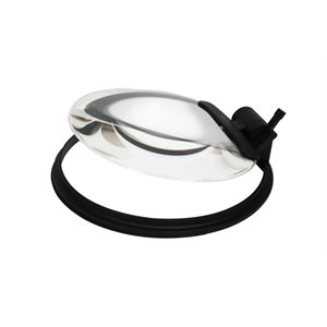 Clip-on 7 diopter lens for Tevisio Premium Lamp fut84 +