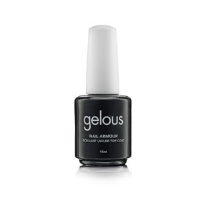 GELOUS NAIL ARMOUR 15ML - FINITION UV / LED