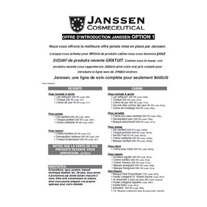 Introduction Janssen Or
