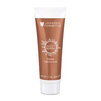Janssen Gommage Corps Seduction Delicieuse Cacao 50ml (Sweet)