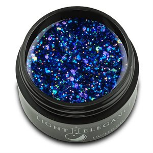 Light Elegance After Midnight Glitter Gel 17 ml