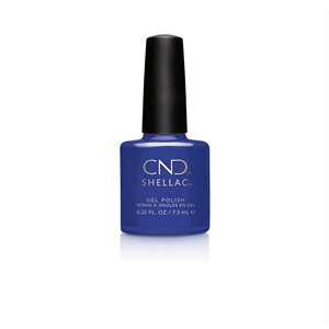 CND Shellac Blue Eyeshadow 7.3 ml Coleccion New Wave