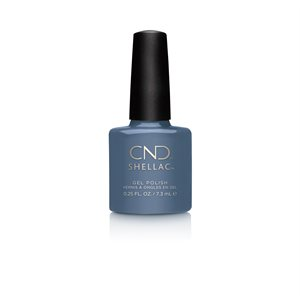 Shellac Vernis UV Denim Patch 7.3 ML Colección Craft Culture