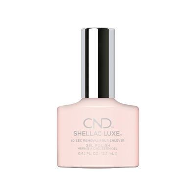 CND Shellac LUXE SATIN SLIPPERS 12.5 ml # 297 (Nouvelle Couleur)