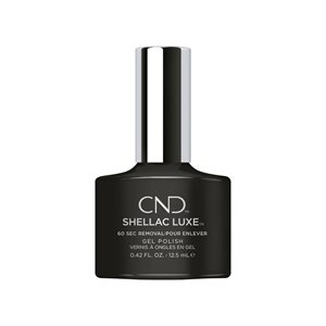 CND Shellac LUXE BLACK POOL 12.5 ml # 105