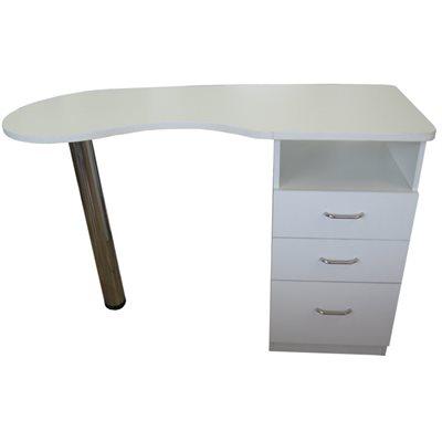 table de manucure 10 elegance. Black Bedroom Furniture Sets. Home Design Ideas